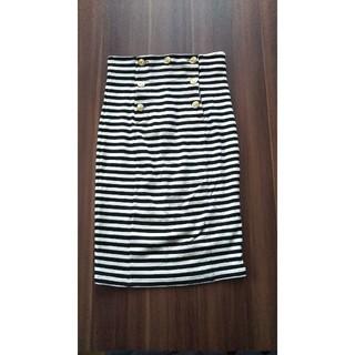 ラグナムーン(LagunaMoon)のラグナムーンタイトスカート☆!!☆(ひざ丈スカート)