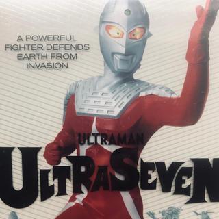 北米盤・未開封 ウルトラセブン コンプリート Blu-ray スチールブック(特撮)