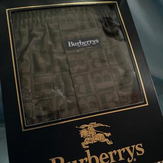 バーバリー(BURBERRY)のバーバリー メンズトランクス(トランクス)