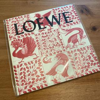 ロエベ(LOEWE)のLOEWEシール付きアートノート(ノート/メモ帳/ふせん)
