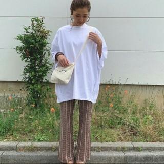 トゥデイフル(TODAYFUL)のTodayful  タック  オーバー   Tシャツ(Tシャツ(半袖/袖なし))