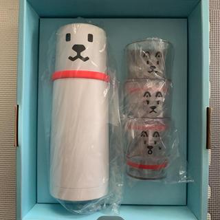 Softbank - 非売品【Softbank】お父さん水筒&コップセット