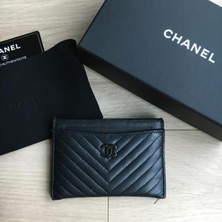 シャネル(CHANEL)のCHANEL シャネル カードケース(名刺入れ/定期入れ)