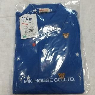 mikihouse - ミキハウス100サイズプチプッチーポロシャツ