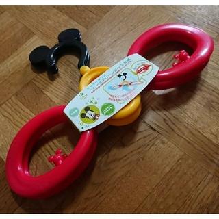ディズニー(Disney)のディズニー ミッキー ハンガー 2本と離乳食3皿セット(離乳食器セット)