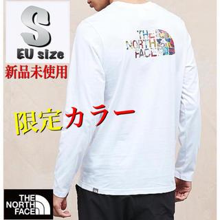 THE NORTH FACE - ◆海外限定◆THE NORTH FACE ノースフェイス ロンT ホワイト S