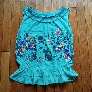 アナスイミニ(ANNA SUI mini)のANNA SUI MINI タンクトップ 140サイズ(Tシャツ/カットソー)