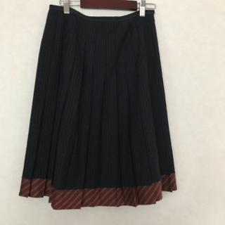 ロイスクレヨン(Lois CRAYON)のロイスクレヨン☆裾レジメンタルデザインスカート(ロングスカート)