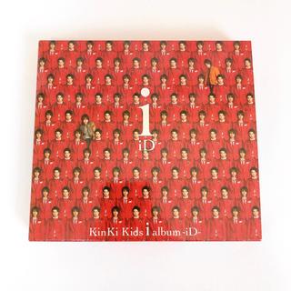キンキキッズ(KinKi Kids)のKinKi Kids  I album -iD- 初回限定盤 (DVD付)(ポップス/ロック(邦楽))