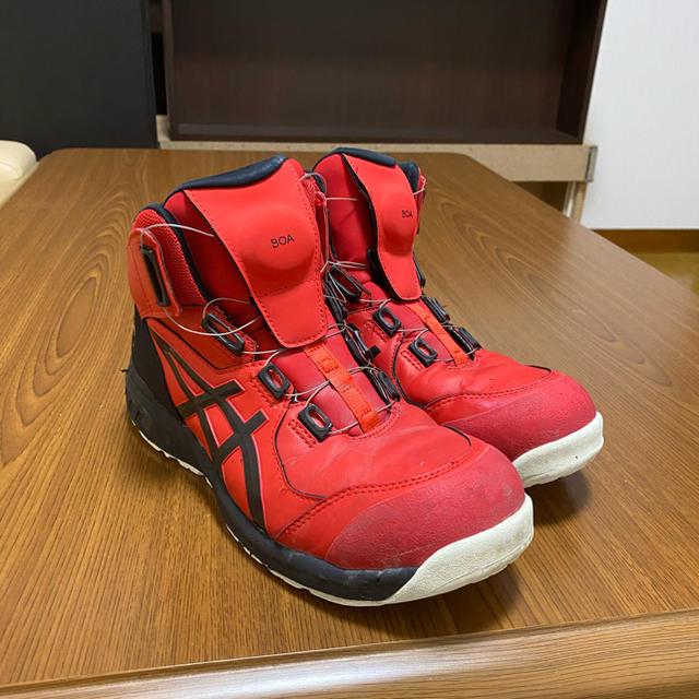 asics(アシックス)のアシックス 安全靴 BOA CP304 メンズの靴/シューズ(その他)の商品写真