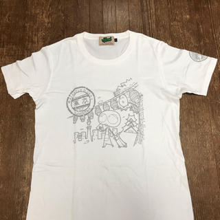 エイチティーエムエル(html)のHTML03 コラボT  ガチャピン・ムック 東京travel(Tシャツ/カットソー(半袖/袖なし))