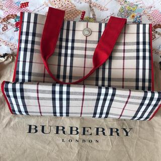 BURBERRY - BURBERRYトート