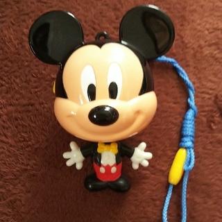 ディズニー(Disney)のミッキーマウスのハンディーファン(扇風機)