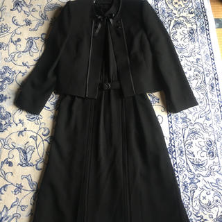 ソワール(SOIR)の東京ソワール フォーマル ドレス 13号(礼服/喪服)