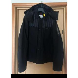 モンクレール(MONCLER)の美品 モンクレール ダウンジャケット  ジーニアス サイズ3 Moncler(ダウンジャケット)