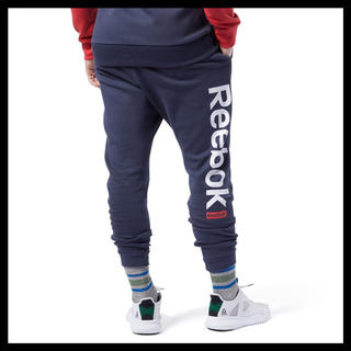 Reebok - リーボック 新品未使用 ジョガーパンツ XL メンズ トレーニング ネイビー