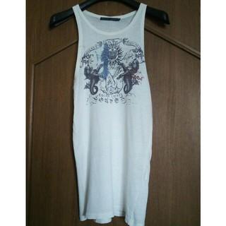 ラルフローレン(Ralph Lauren)のラルフローレン Tシャツ タンクトップ M カットソー(Tシャツ(半袖/袖なし))