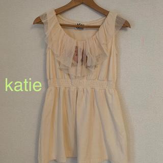 ケイティー(Katie)のKatie 天使ワンピース✴︎美品(ミニワンピース)