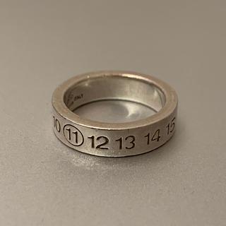 マルタンマルジェラ(Maison Martin Margiela)のMAISON MARGIELA NUMBER RING (リング(指輪))