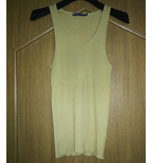 ラルフローレン(Ralph Lauren)のラルフローレン タンクトップ Tシャツ カットソー カーキ(Tシャツ(半袖/袖なし))