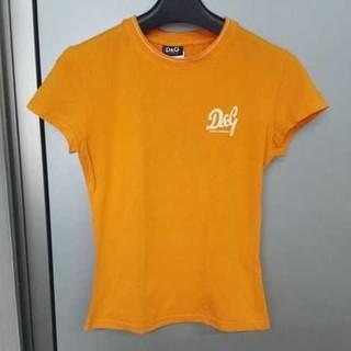 ドルチェアンドガッバーナ(DOLCE&GABBANA)のDOLCE&GABBANA【XS】Tシャツ(Tシャツ(半袖/袖なし))