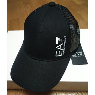 Emporio Armani - 新品・未使用 EMPORIO ARMANI EA7 ベースボールキャップ 帽子