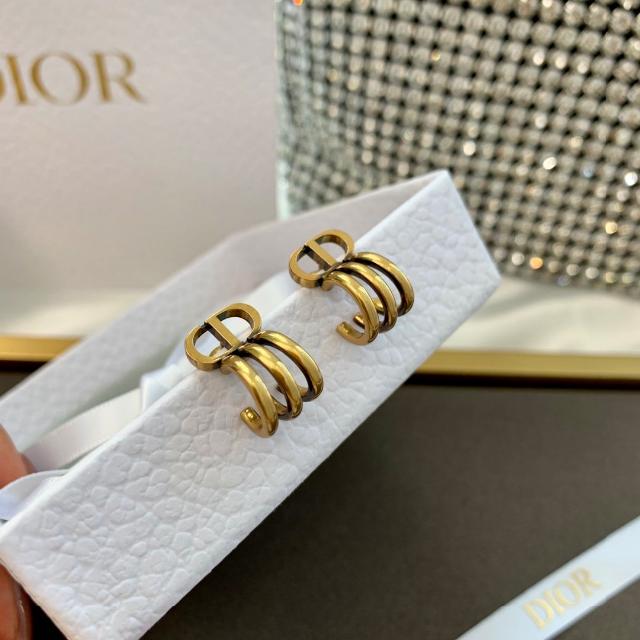 Dior(ディオール)のDior ロゴ ピアス レディースのアクセサリー(ピアス)の商品写真