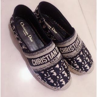 クリスチャンディオール(Christian Dior)のDior 靴❤(スリッポン/モカシン)