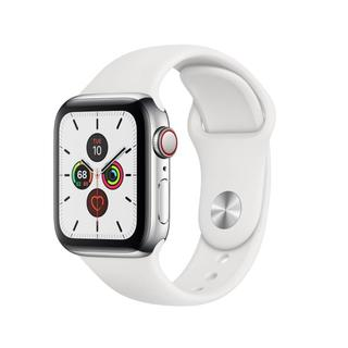 Apple - Apple Watch Series 5 セルラーモデル 40mm ステンレス
