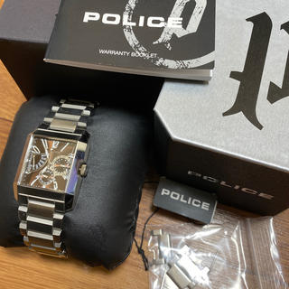 ポリス(POLICE)の腕時計(腕時計(アナログ))