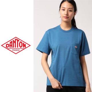 DANTON - 大人気❗️DANTON ダントン ポケット Tシャツ ポケT サイズ34