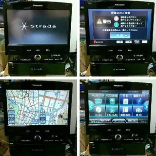 パナソニック(Panasonic)のパナソニック HDD HX900D Bluetooth/MSV/SD/DVD(カーナビ/カーテレビ)