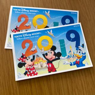 ディズニー(Disney)のディズニーペアチケット(キッズ/ファミリー)
