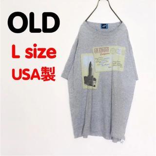 Santa Monica - OLD USED 古着 オーバーサイズ Tシャツ USA古着 ミスタージュンコ
