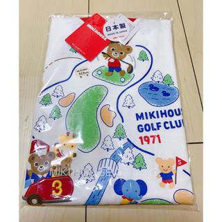 mikihouse - ミキハウス110cm 半袖tシャツ H&M パンツおまけ 新品タグ付き