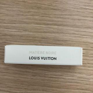 ルイヴィトン(LOUIS VUITTON)のルイヴィトン 香水 マティエール・ノワール(ユニセックス)