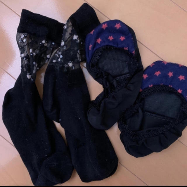 tutuanna(チュチュアンナ)のtutuanna靴下セット レディースのレッグウェア(ソックス)の商品写真