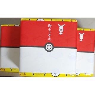 ポケモン - ●ラスク ポケモンデザイン ピカチュウ3缶