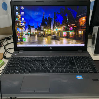 HP - HP Win10 ノートパソコン ProBook4540s