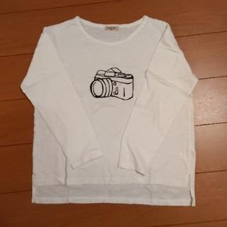 サマンサモスモス(SM2)の【SM2】一度のみ着用Tシャツ(Tシャツ(長袖/七分))