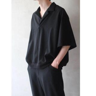 サンシー(SUNSEA)の求 SUNSEA SNM-Blue2 POLO/Black サイズ2(ポロシャツ)