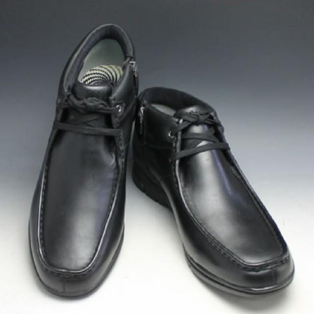 REGAL(リーガル)の未使用品大特価★ REGAL WALKER 24.5cmワラビーブーツ ビジカジ メンズの靴/シューズ(ドレス/ビジネス)の商品写真