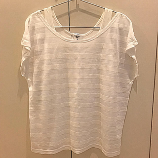 ナチュラルビューティーベーシック(NATURAL BEAUTY BASIC)のナチュラルビューティベーシックTシャツ カットソー(Tシャツ(半袖/袖なし))