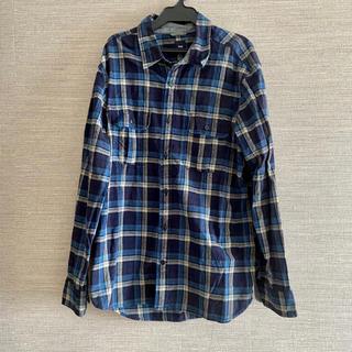 GAP - Gap チェックシャツ ネルシャツ メンズ ギャップ
