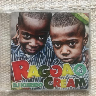 DJ KURIBO / RAGGA CREAM 4(クラブ/ダンス)