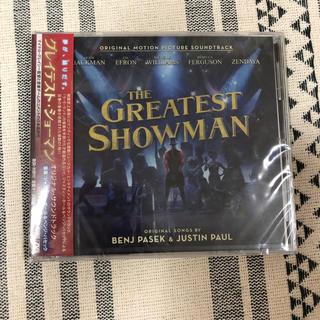 【じゅんぺこ様専用】グレイテスト・ショーマン オリジナル・サウンドトラック新品(映画音楽)