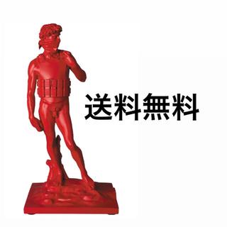 メディコムトイ(MEDICOM TOY)のSUICIDE MAN REDver MCT メディコムトイ バンクシー(アート/エンタメ/ホビー)