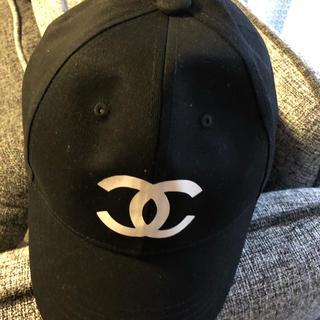シャネル(CHANEL)のCHANELキャップ帽(キャップ)