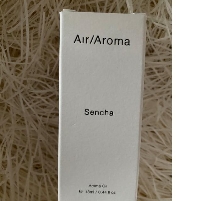 SENCHA airaroma ヒルトンホテル コスメ/美容のリラクゼーション(アロマオイル)の商品写真