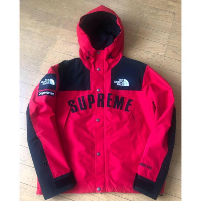 Supreme(シュプリーム)の激安投げ売り!国内正規品!Supreme TNF Mountain Parka メンズのジャケット/アウター(マウンテンパーカー)の商品写真